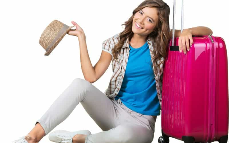 How To Pack A Suitcase So That Nothing Is Missing